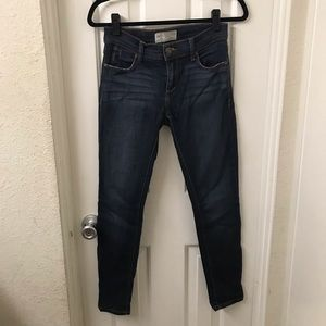 Free People Pants - Free People Skinny Stretch Jeans Size 27